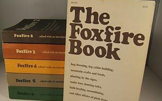 Foxfire In Time
