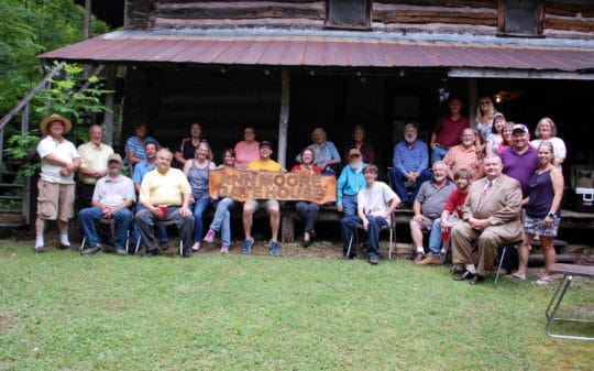 Foxfire Homecoming & Ann Moore Gate House Dedication