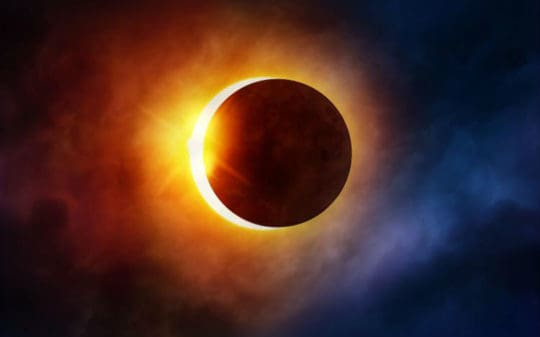 Folklore of the Eclipse :: 08.21.17
