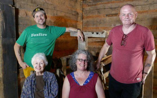 Foxfire Films Presents: The Rocker Beater Loom