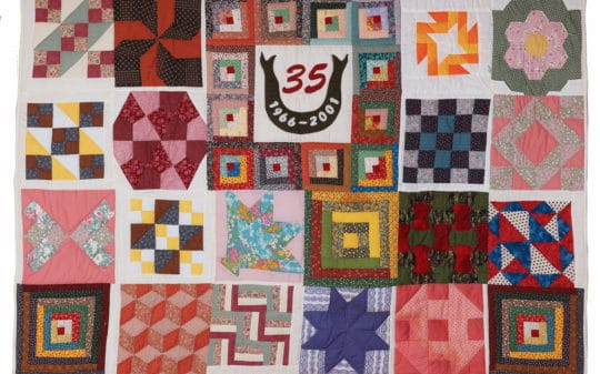 35th Anniversary Quilt