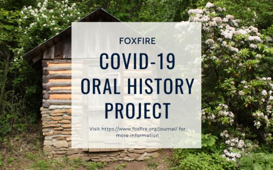 COVID-19 Oral History Project *REPOST*