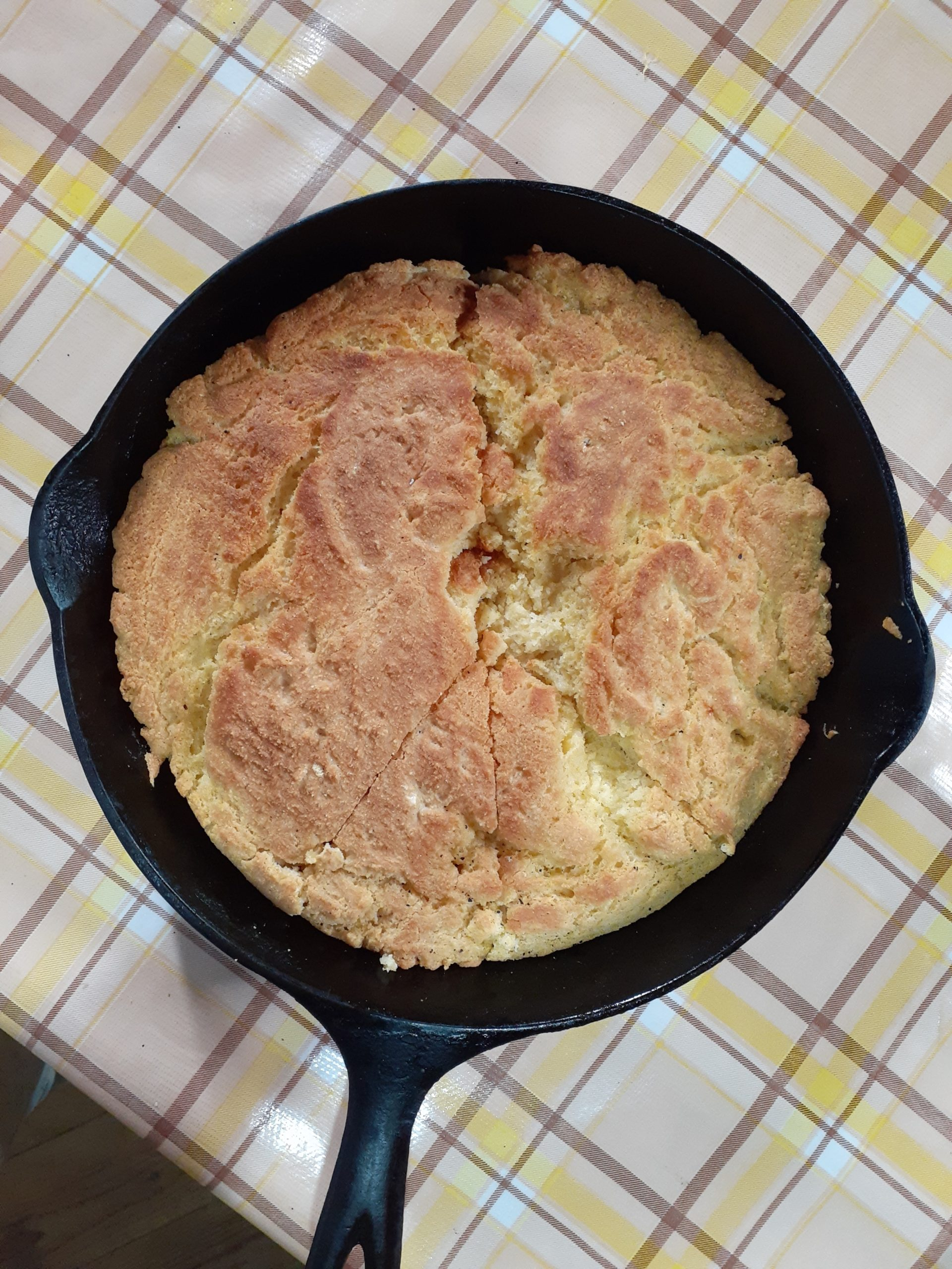 Woodstove Cooking Class: Cast Iron & Corn Bread