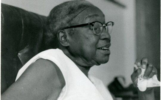 """I Had Two Homes"": Viola Lenoir"
