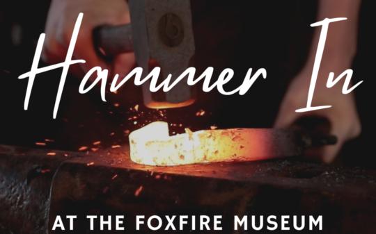 Blacksmithing Hammer-In